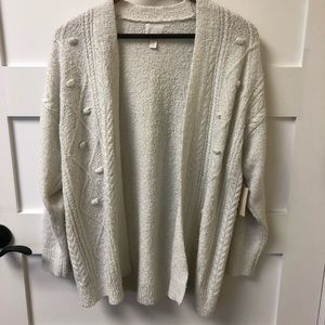14th & Union XS Knit Cable Cardigan  NWT!!!